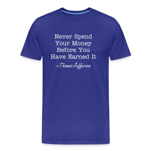 Message to Congress - Men's Premium T-Shirt