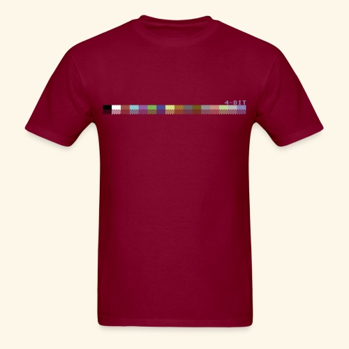 colorPalette64 - Men's T-Shirt