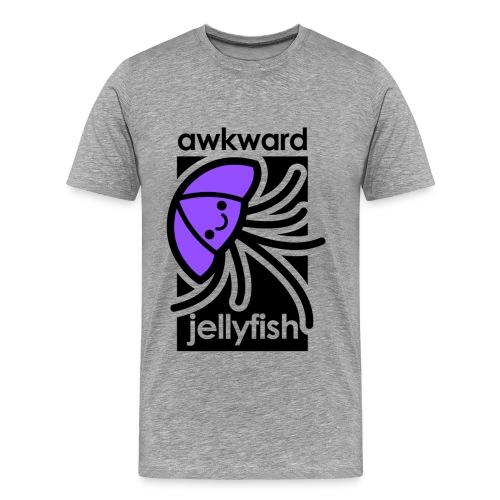 Awkward Jellyfish - Men's Premium T-Shirt