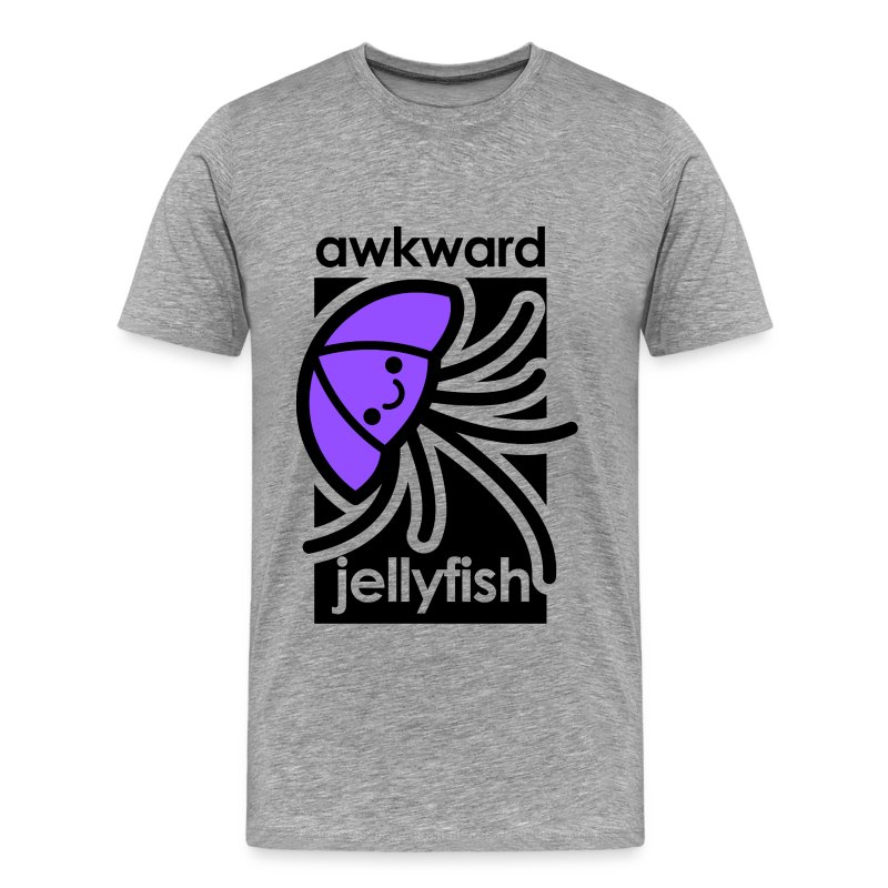 Awkward Jellyfish - Men's Premium T-Shirt