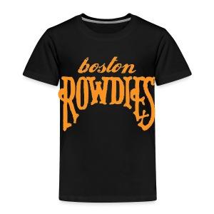 Boston Rowdies Toddler T-Shirt - Toddler Premium T-Shirt