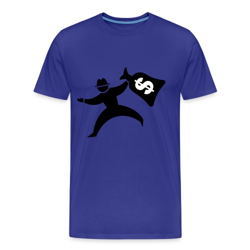 Blankman by Kings Park Label - Men's Premium T-Shirt