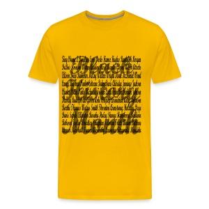 Black History Month - Men's Premium T-Shirt