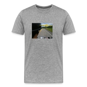 Born2Ride Cruising - Men's Premium T-Shirt