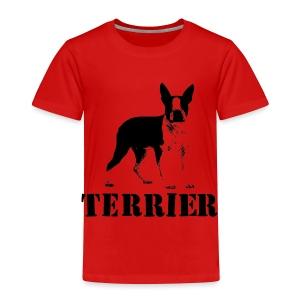 Boston Terrier Toddler T-Shirt - Toddler Premium T-Shirt