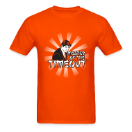 T-Shirts ~ Men's T-Shirt ~ Timeout Master