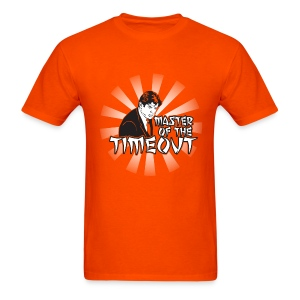 Timeout Master - Men's T-Shirt