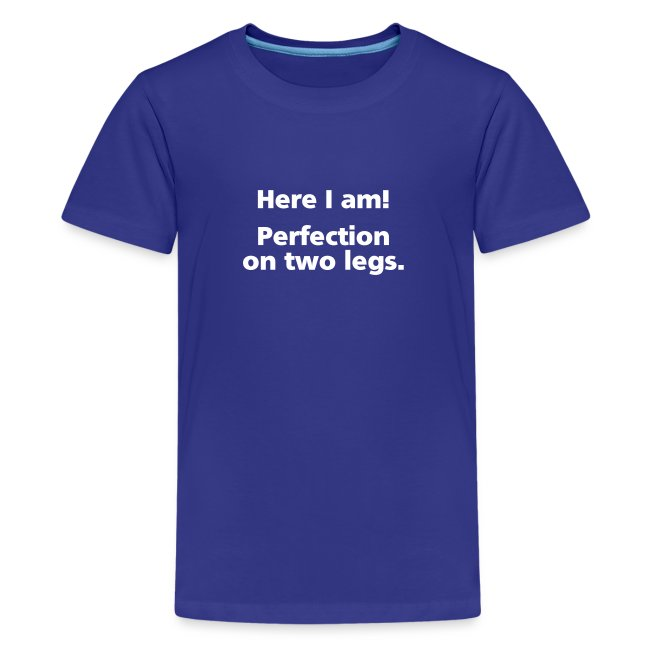 CHILD: Perfection on two legs