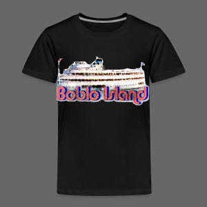 Boblo Island Toddler T-Shirt - Toddler Premium T-Shirt