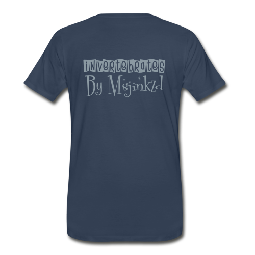Msjinkzd: Men's Flex Printed T - Men's Premium T-Shirt