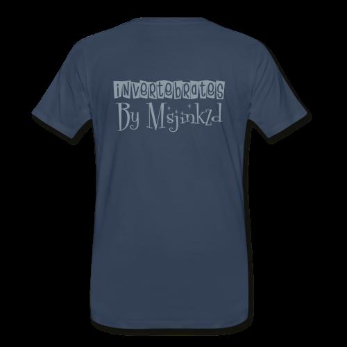 Msjinkzd: Men's Flex Printed T - Men's Premium T-Shirt