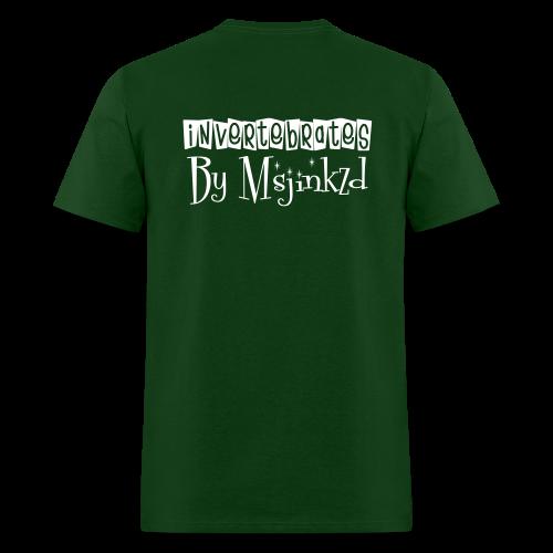Msjinkzd: Men's Flock Printed T - Men's T-Shirt