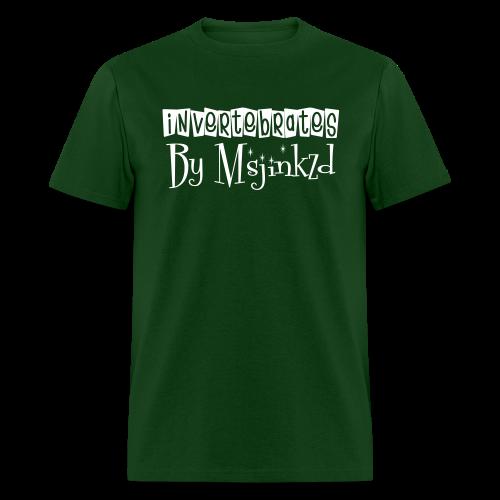 Msjinkzd Men's Flock Print T - Men's T-Shirt