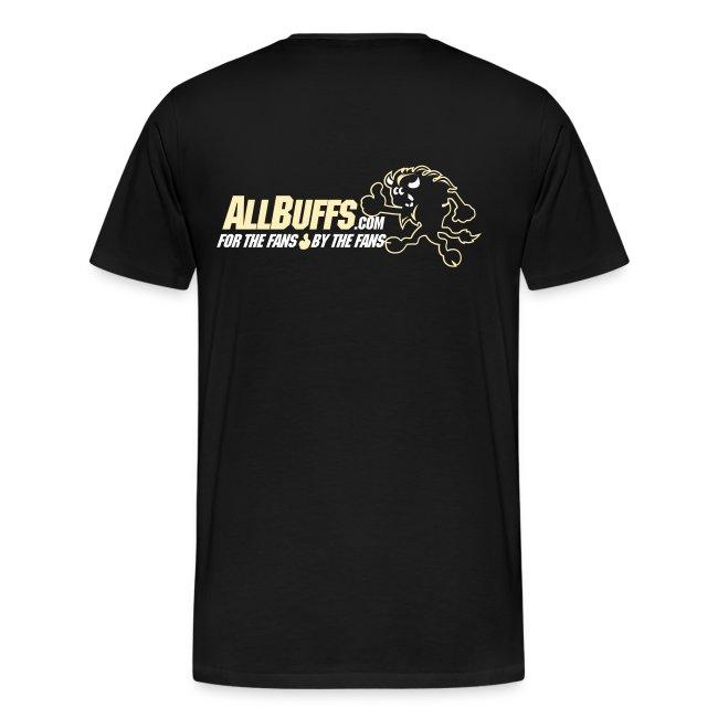 Allbuffs Got Stoudt? w/ Allbufs Logo on upper back