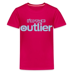 I'm the Outlier - Kids' Premium T-Shirt