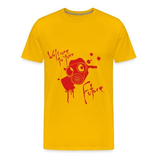 your future - Men's Premium T-Shirt