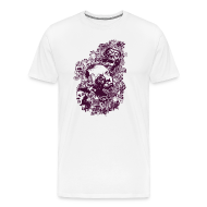 T-Shirts ~ Men's Premium T-Shirt ~ Zombie heads