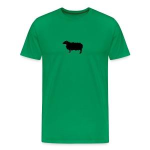 The Black Sheep - Men's Premium T-Shirt
