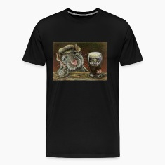 Paddy the rat T-shirt