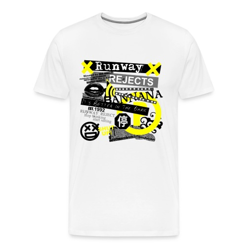 Runway Rejects - Tee - Men's Premium T-Shirt