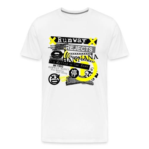 Runway Rejects - Tee - Men's Premium T-Shirt