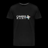 T-Shirts ~ Men's Premium T-Shirt ~ Gamers Rant T