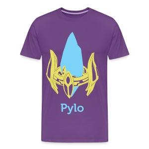 Pylo the Pylon (front only) - Men's Premium T-Shirt