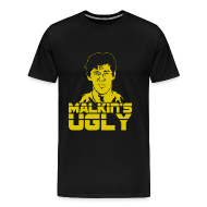 T-Shirts ~ Men's Premium T-Shirt ~ He's Ugly