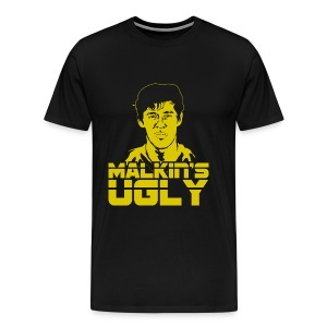 He's Ugly - Men's Premium T-Shirt