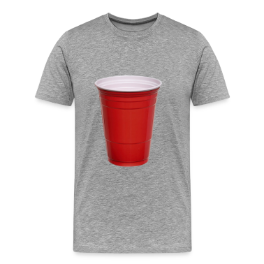Beer Pong Red Plastic Cup T-Shirt