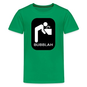 Bubblah Children's T-Shirt - Kids' Premium T-Shirt
