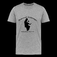 T-Shirts ~ Men's Premium T-Shirt ~ Rancourt Fistpumps