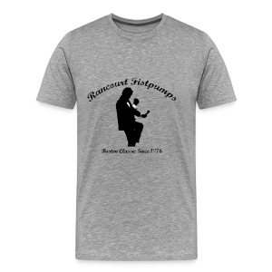 Rancourt Fistpumps - Men's Premium T-Shirt