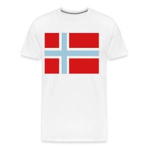 norwayTEE - Men's Premium T-Shirt