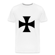T-Shirts ~ Men's Premium T-Shirt ~ Iron Cross