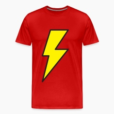 Red lightning bolt T-Shirts