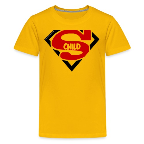 SUPER KIDS - Kids' Premium T-Shirt