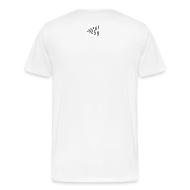 T-Shirts ~ Men's Premium T-Shirt ~ Man Recordings Black