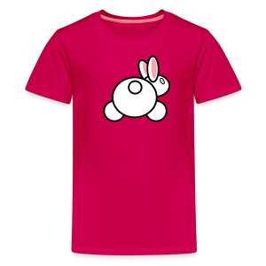 Baby Got Back - Rabbit T-Shirt for Children - Kids' Premium T-Shirt