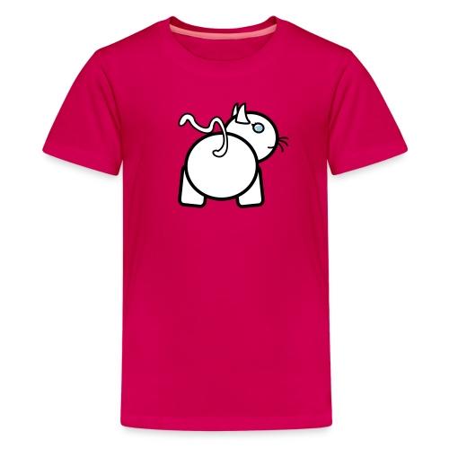 Baby Got Back - Kitty T-Shirt for Children - Kids' Premium T-Shirt