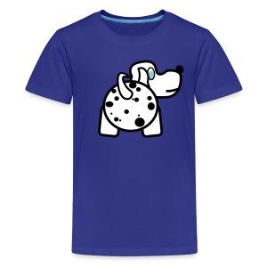 Baby Got Back - Dalmatian T-Shirt for Children - Kids' Premium T-Shirt