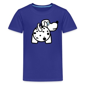 Baby Got Back - Dalmatian T-Shirt for Children - Kids' Premium T-Shirt