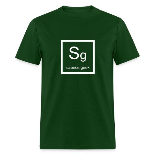 Science Geek - Men's T-Shirt