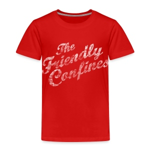 The Friendly Confines Toddler T-Shirt - Toddler Premium T-Shirt