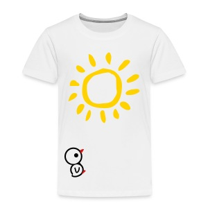 Sun Shines For All - Toddler Premium T-Shirt