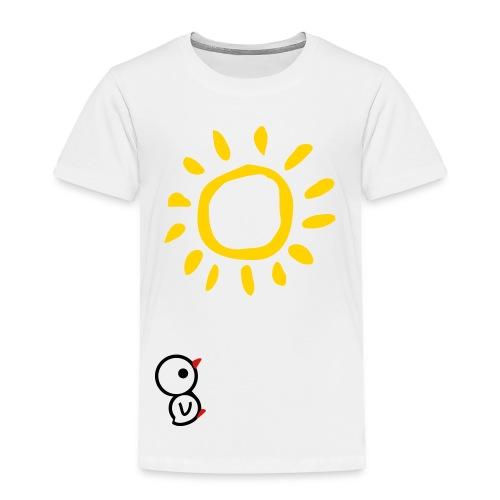 Sun Shines For All - Toddler Premium T-Shirt