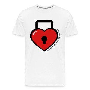 Lockheart T-Shirt for Men - Men's Premium T-Shirt