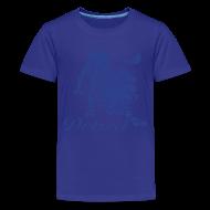 Kids' Shirts ~ Kids' Premium T-Shirt ~ Lions Vintage Children's T-Shirt