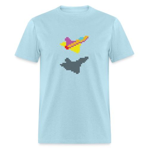 Zaxxon Front - Men's T-Shirt