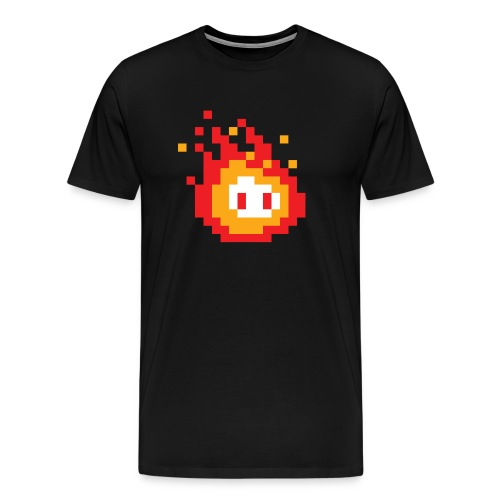Donkey Kong : Level 1 Front - Men's Premium T-Shirt